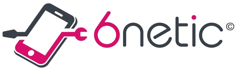 Logo 6netic
