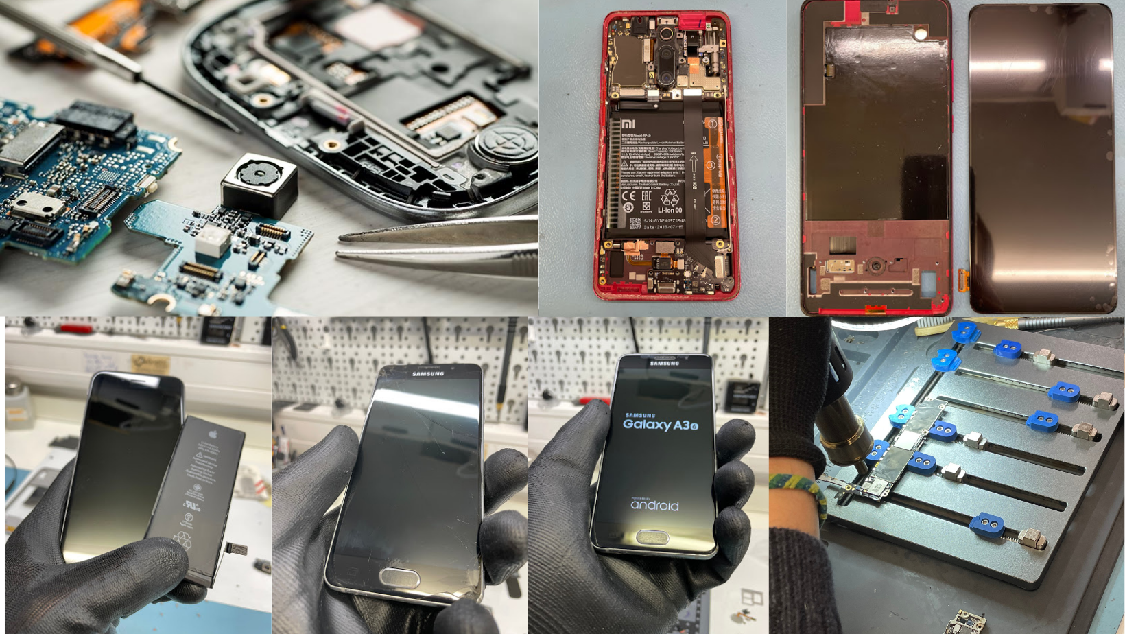 Faire des économies c'est bien, mais sur les réparations de votre téléphone ou votre tablette, est-ce réellement un choix judicieux?